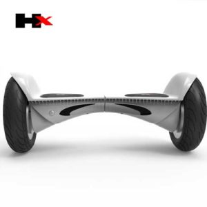 X1 10.5 inch White Hoverboard bluetooth speaker